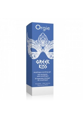 Greek kiss gel excitante anal