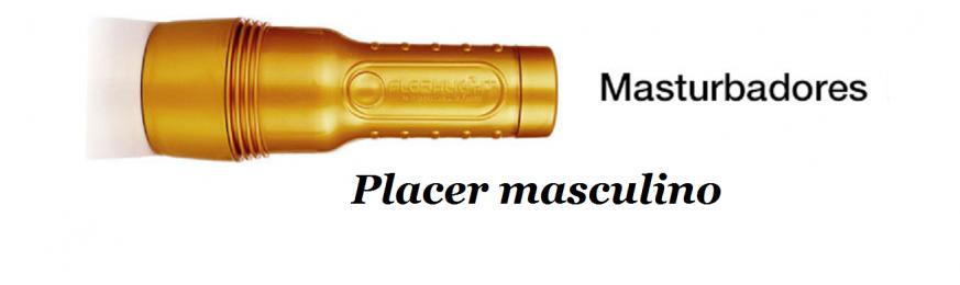 Masturbadores masculinos