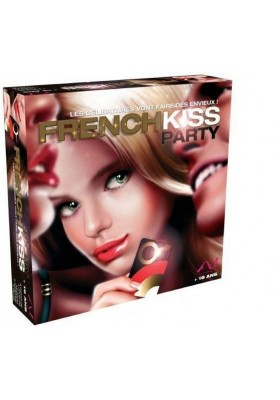 French kiss party juego erótico