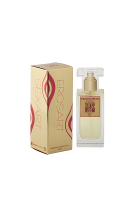 Perfume feromónas mujer Erostard