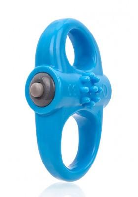 Yogga anillo vibrador azul