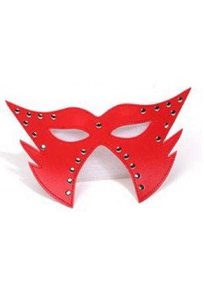 Máscara piel roja