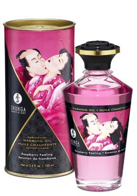 Aceite frambuesa Shunga