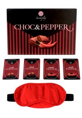 Choc&Pepper juego erotico parejas