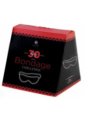 30 Days Bondage Challenge juego cartas eróticas