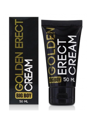 Golden erect crema masculina