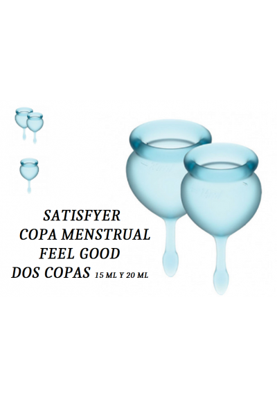 Satisfyer copa menstrual Feel Good