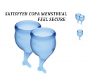 Satisfyer copa menstrual Feel Secure