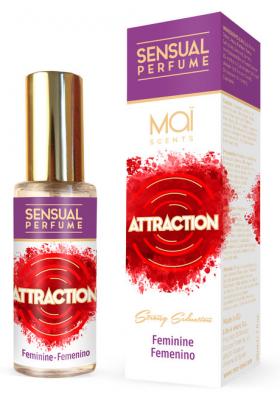 Mai attraction perfume femenino feromonas