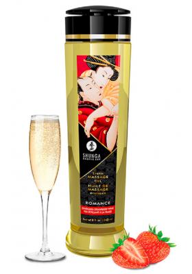 Romance aceite masaje Shunga