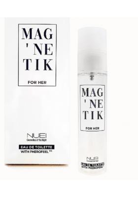 Magnetik perfume femenino con feromónas