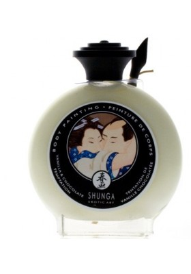 Body chocolate blanco Shunga